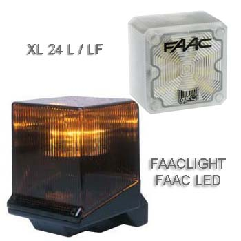 Faac Flashing Light