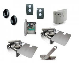 Electric Gates And Gate Automation Nice Metro Kit